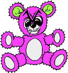 Cynic teddybear