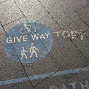 Give Way to ET